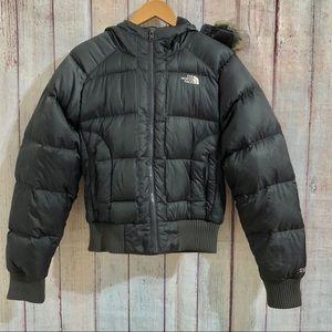North Face women's puffer jacket